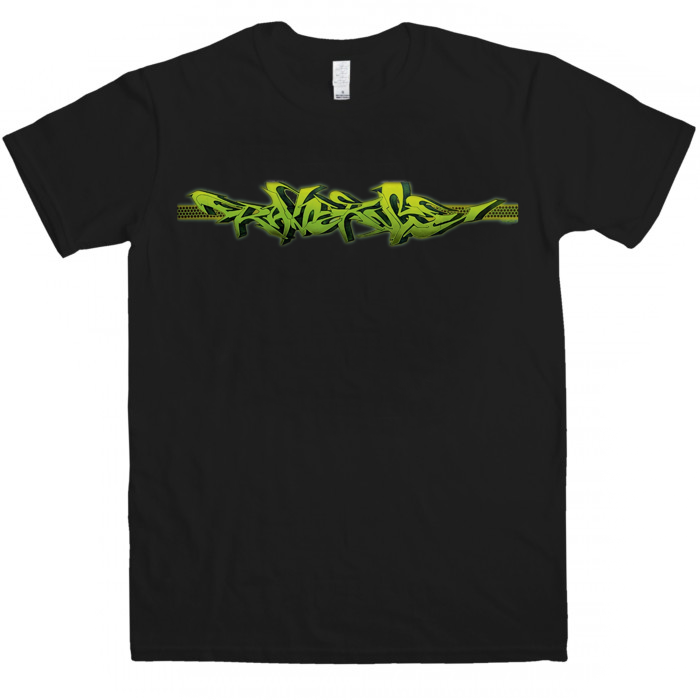 Graffiti Shock T-Shirt
