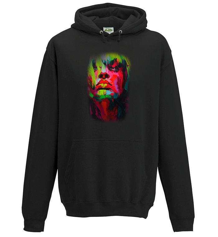 Multi-Coloured Woman Hoody