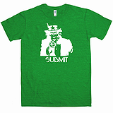 Uncle Sam Submit T-Shirt