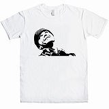 Jack Nicholson One Flew Over The Cuckoo's Nest T-Shirt