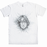 Lennon Sketch T-Shirt