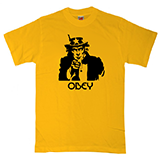 Uncle Sam Obey T-Shirt