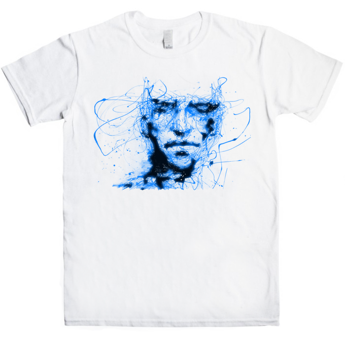 Blue Wireman T-Shirt